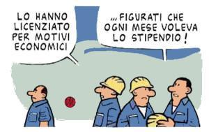 Włochy Sytuacja na rynku pracy 2015