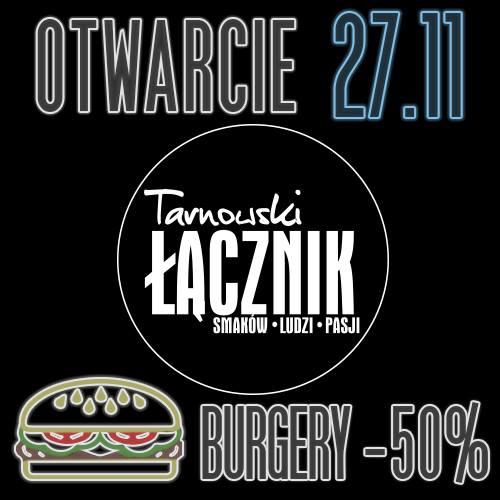 Tarnowski Łącznik Hamburgery Steki – Burgerownia – Tarnowo Podgórne