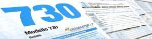Włochy MODELLO 730 Dokumenty deklaracja podatkowa 2016