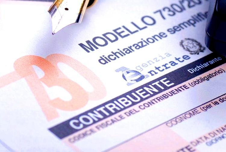 modello 730 2017 istruzioni - Włochy podatek dochodowy