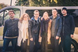 Zespół Dobre Ludzie – koncert w Kaźmierzu
