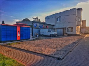 PACZKOMAT inPOST w Kaźmierzu