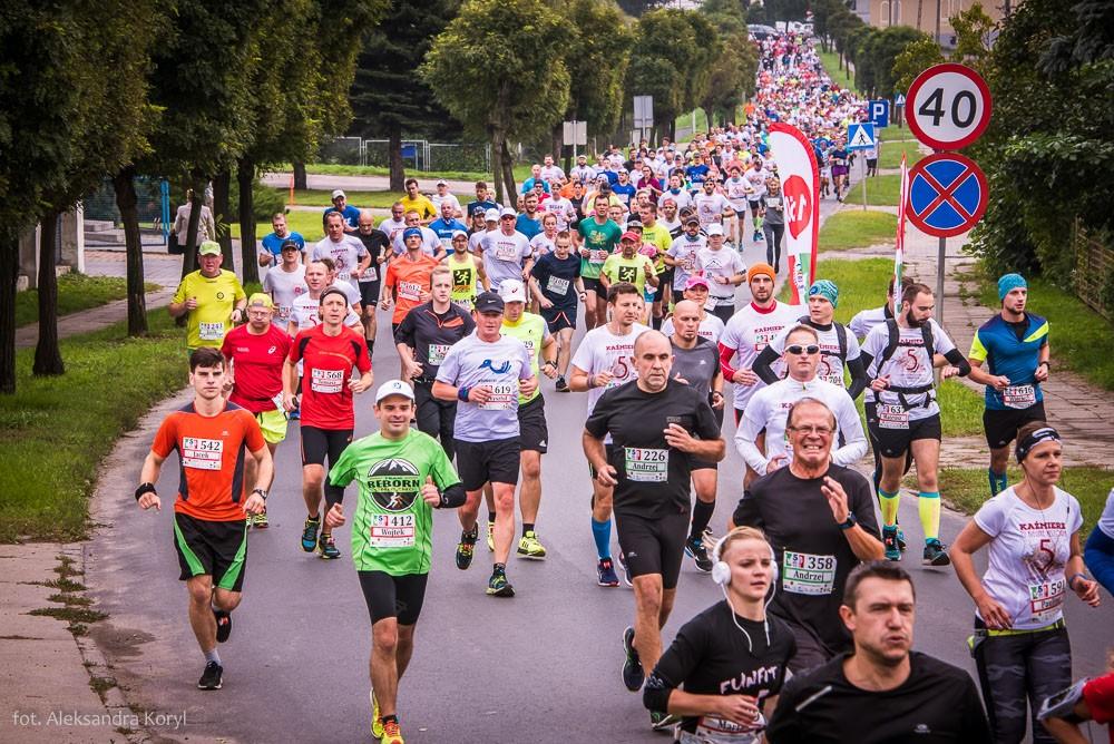 5 Hochland Półmaraton Kaźmierz 2017