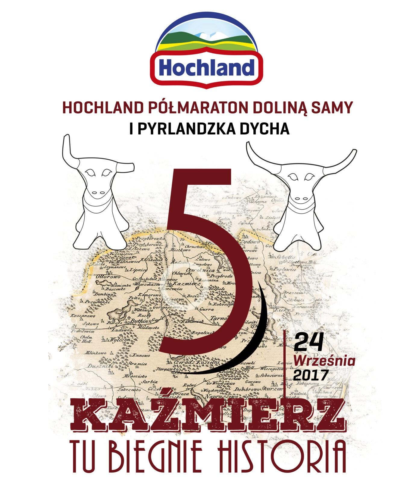 5 Hochland Półmaratonu Doliną Samy – informacja o utrudnieniach w ruchu