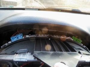 Oświetlenie liczników Honda CRV