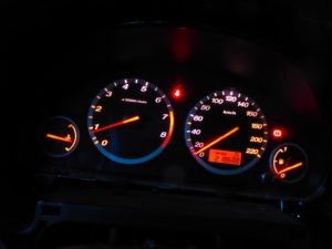 Oświetlenie zegarów Honda CRV II