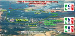 KAŹMIERZ 6 Hochland Połmaraton i Pyrlandzka Dycha