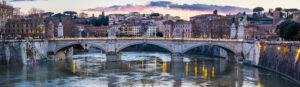 ROMA Rzym Włochy - Polka w Rzymie