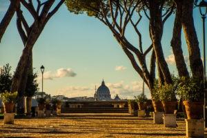 Zdjęcia Rzymu Polka w Rzymie