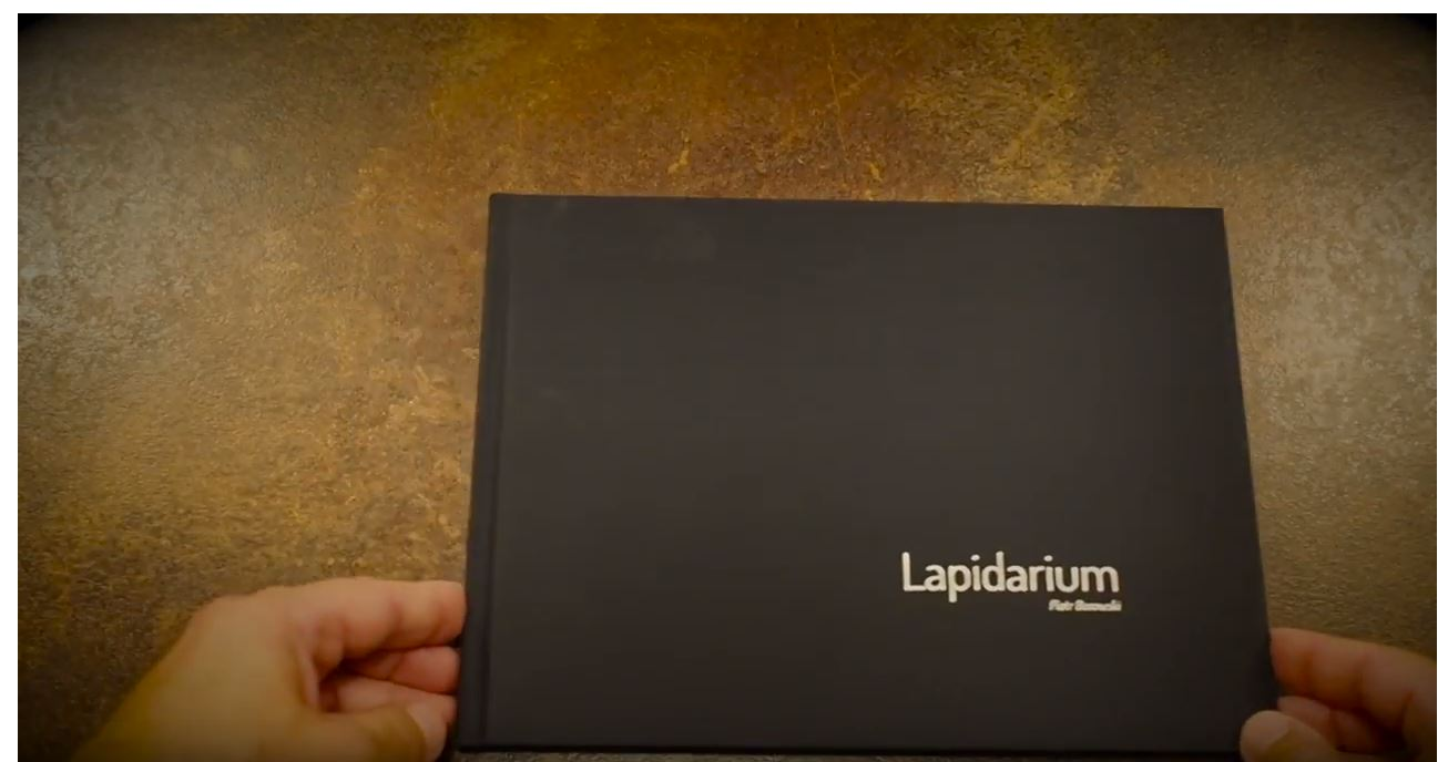 Piotr Borowski – Lapidarium wystawa i album fotograficzny