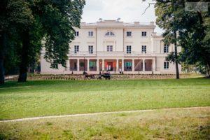 Pałac Jankowice Tarnowo Podgórne Brzemienie Lata Koncerty