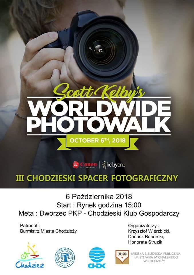 Worldwide Photowalk 2018 Chodzież Polska