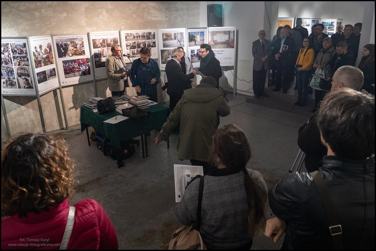 Wernisaż wystawy pokonkursowej Wielkopolska Press Photo 2019