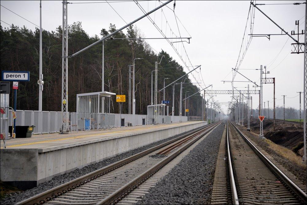 Modernizacja linii kolejowej E59 Poznań – Szczecin – zakres prac
