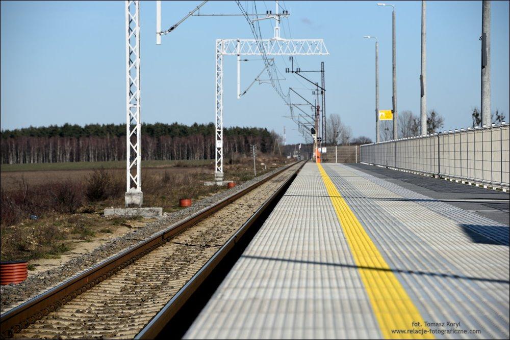 Kolej dużych prędkości – przewozy pasażerskie