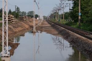 Modernizacja linii kolejowej 354 Poznań Główny - Piła Główna
