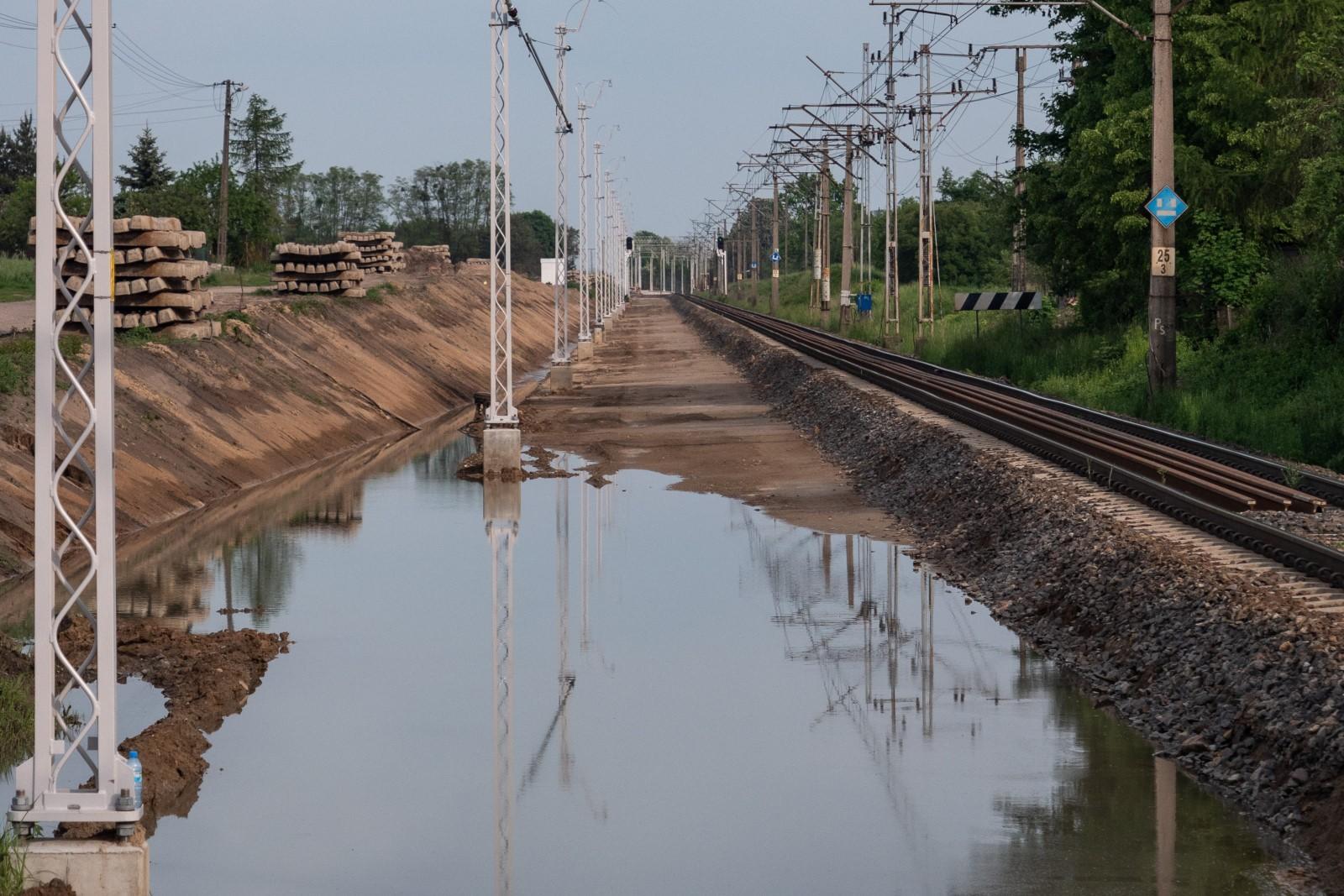 E59 Poznań – Szczecin modernizacja linii kolejowej