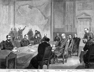 The Scramble for Africa and the Berlin Conference