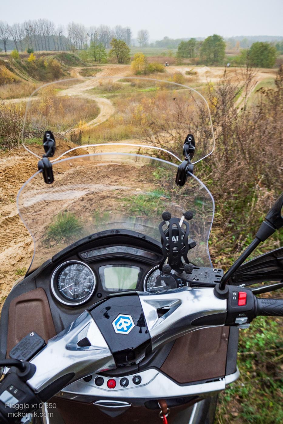 #Calimoto Autumn scooter / motorcycle ride #piaggiox10, #piaggiox10350