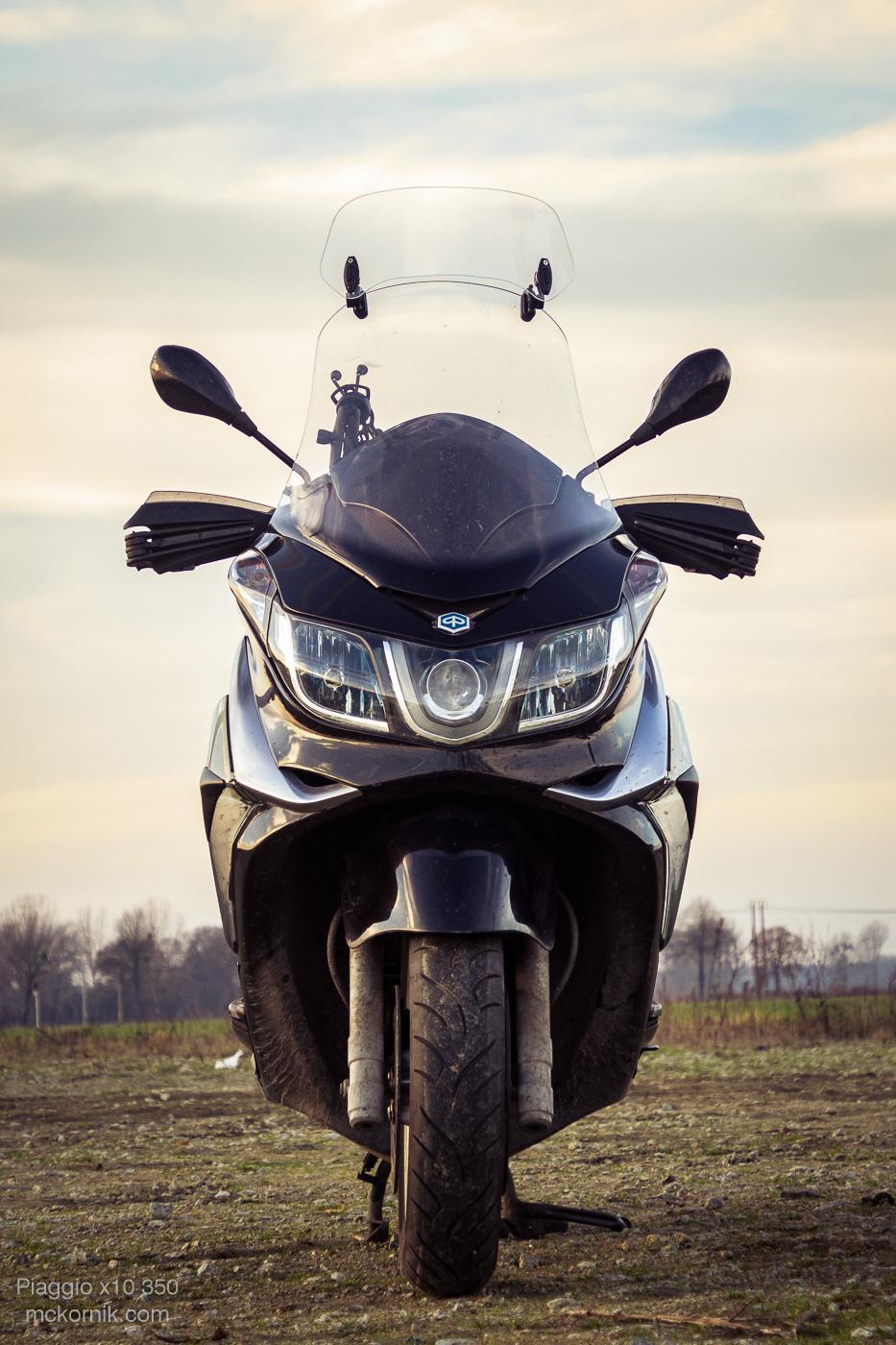 Scooter / motorcycle ride #piaggiox10, #piaggiox10350