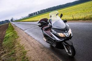 Styczniowa wycieczka Piaggio x10 350, #piaggio10, #piaggiox10350, fot. Tomasz Koryl