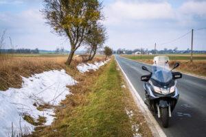 Mufki na skuter Piaggio x10 350 - mckornik.com Motorcycle muffs with hand-guards GIVI TM421, TOURING URBAN