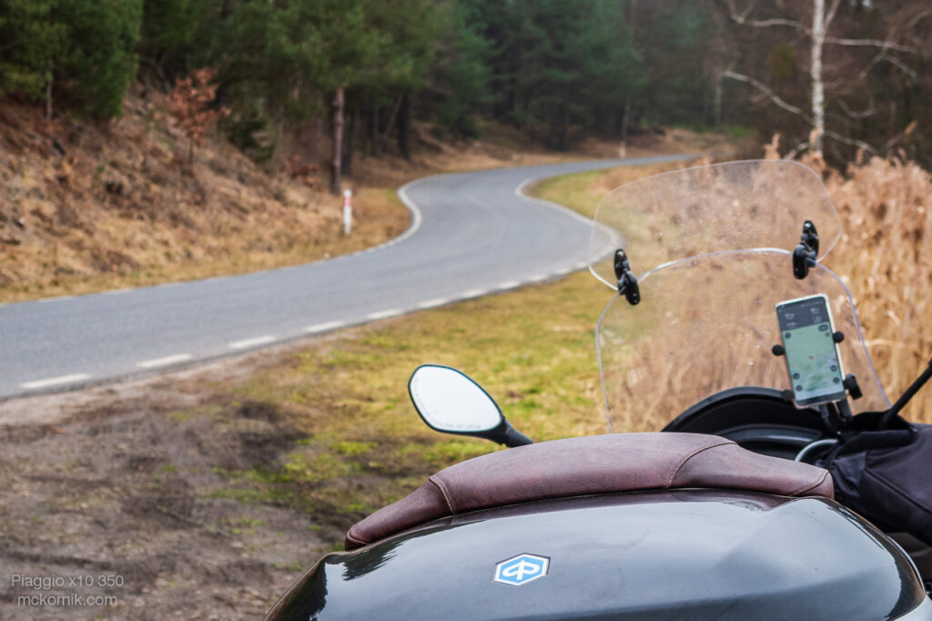 calimoto – Motorcycle Rides & Offline GPS #calimotour  fot. Tomasz Koryl