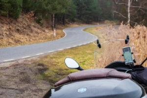 Okładka calimoto – Motorcycle Rides & Offline GPS