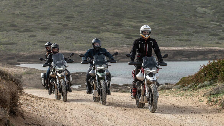 Moto Guzzi V85 TT oficjalny film promocyjny