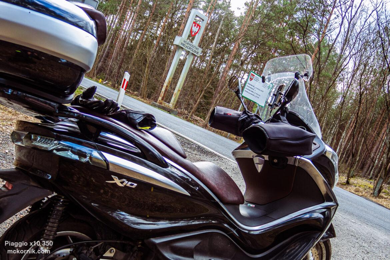 Wiosenna trasa motocyklowa Wielkopolska – Sieraków, Międzychód, Drezdenko