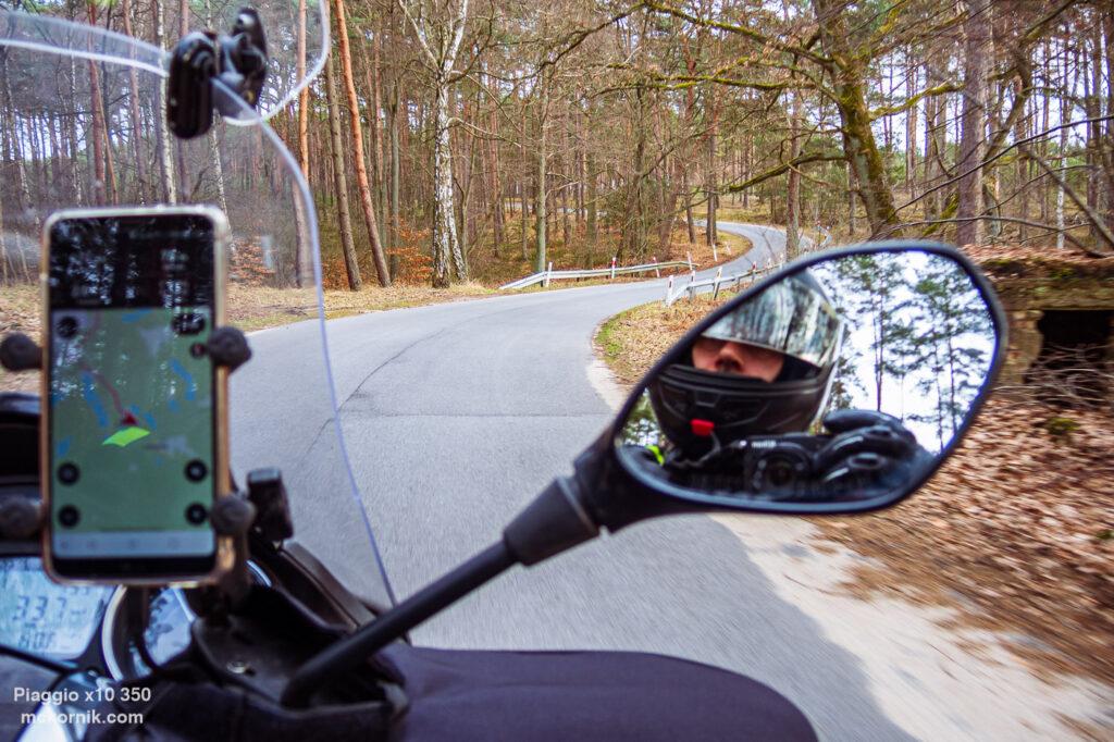 Wiosenna trasa motocyklowa - Wielkopolska