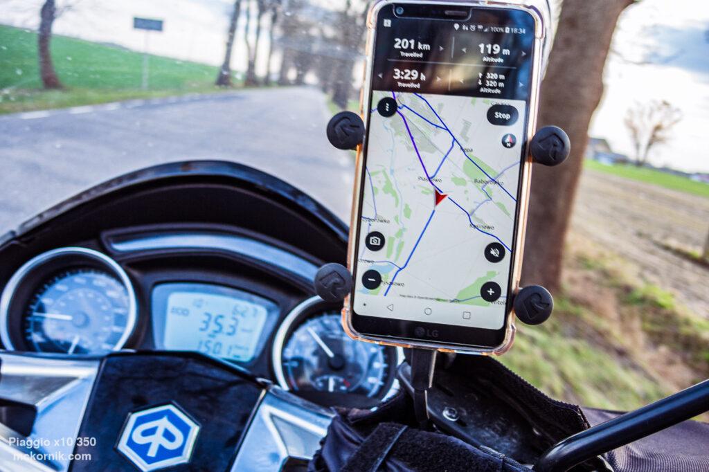 CALIMOTO aktualizacja aplikacji dla motocyklistów
