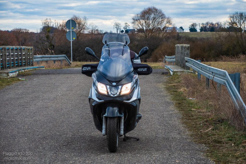 Marcowa trasa motocyklowa