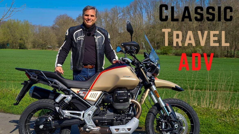Moto Guzzi V85 TT Travel 2021 recenzja NothingToProve
