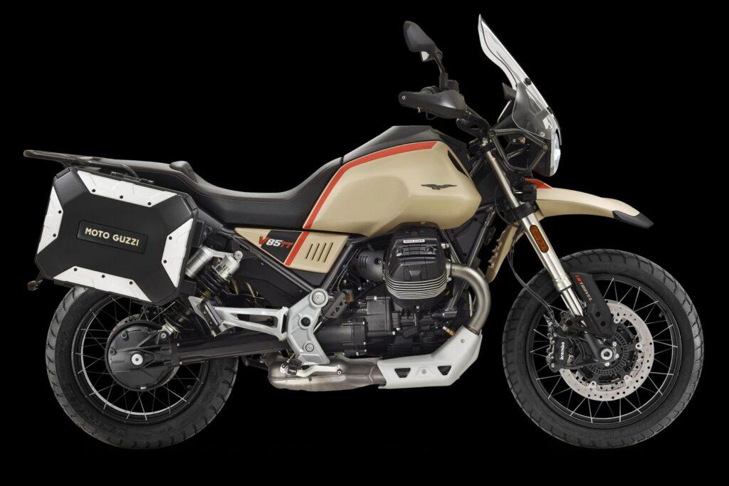 MOTO GUZZI V85 TT Travel 2021 Euro5