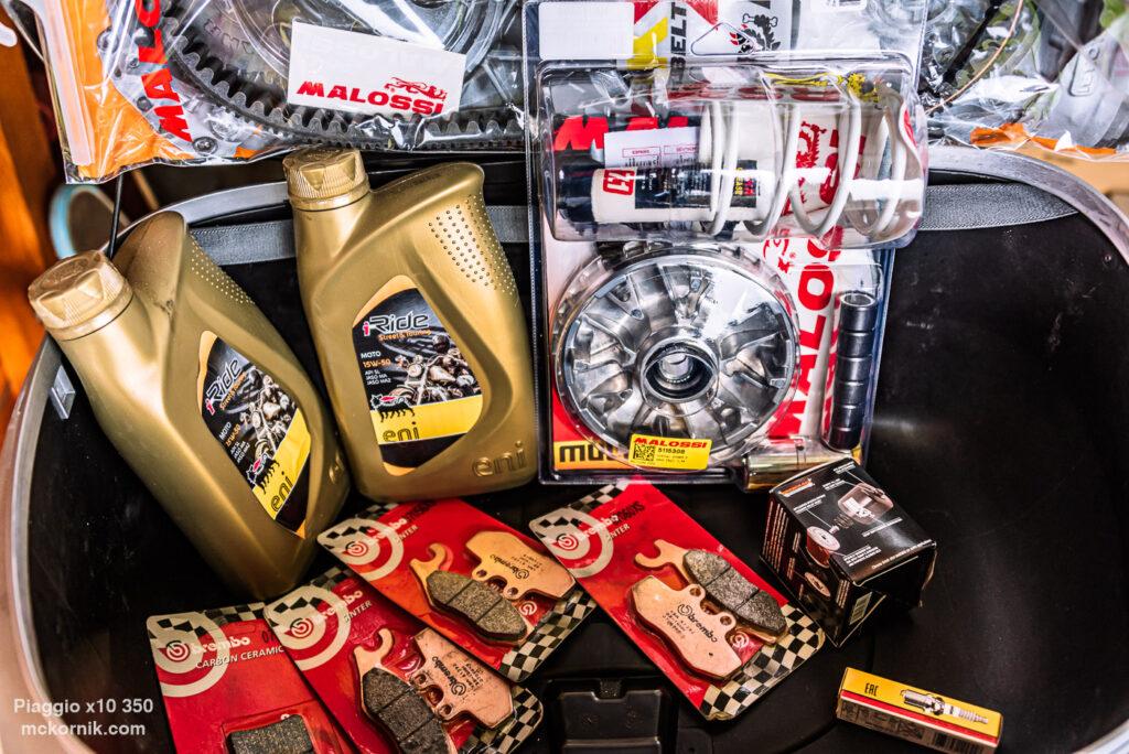 przegląd motocykla, serwis techniczny, Skuter serwis techniczny, wariator malossi, wariator malossi multivar 2000