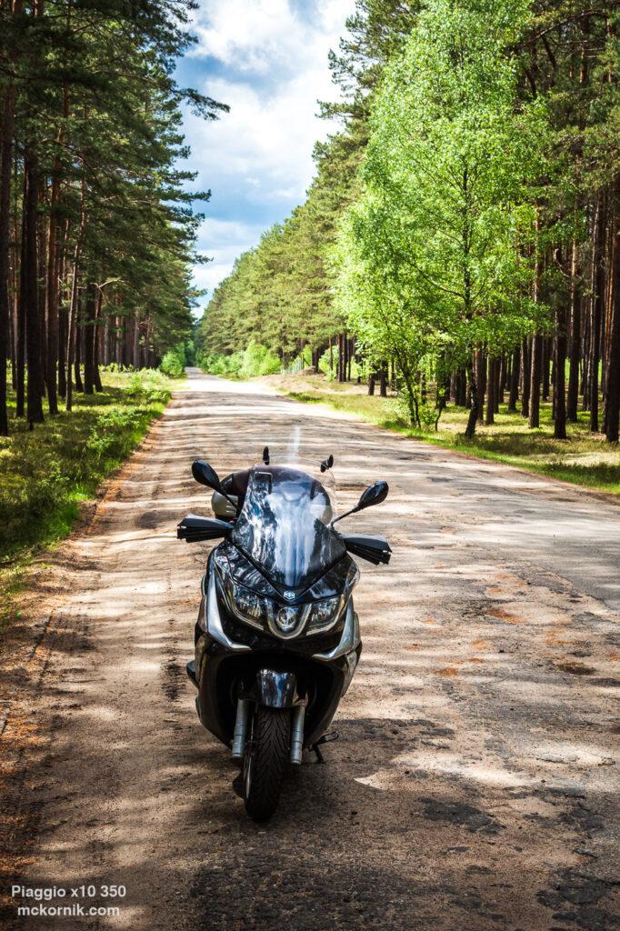 trasa motocyklowa dookoła Polski