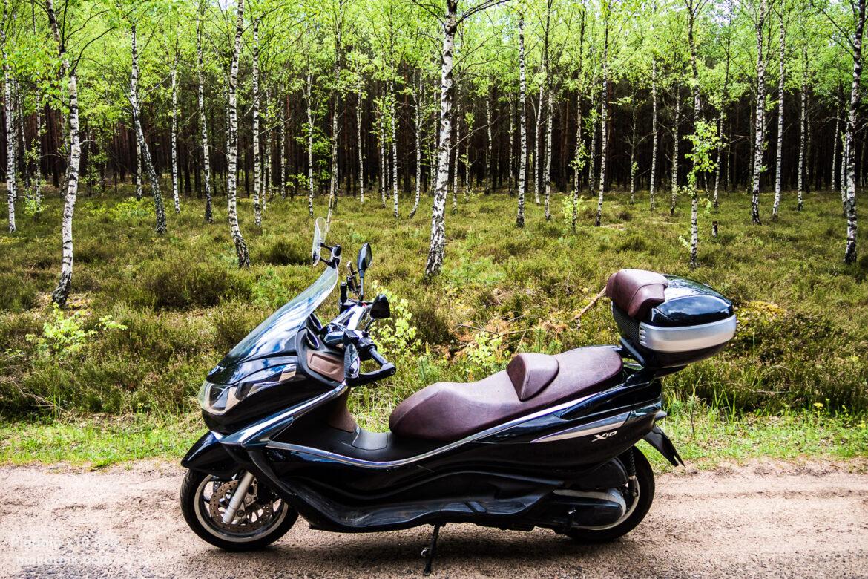 Wiosenna trasa motocyklowa – dookoła Polski