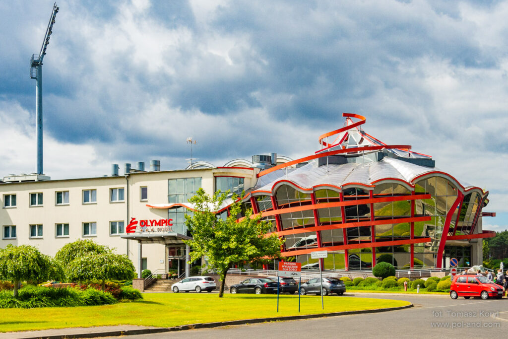 Wronki, Hotel Olympic fot. Tomasz Koryl / www.pol-and.com