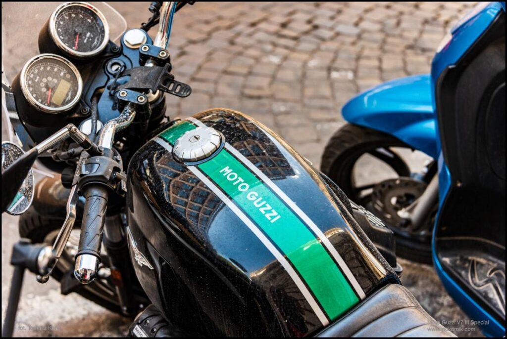 Moto Guzzi V7 III Special fot. Tomasz Koryl / mckornik.com